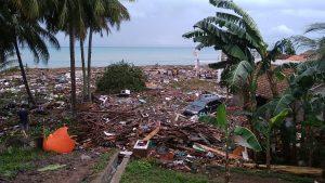 Update Korban Tsunami Banten dan Lampung : 62 Orang Tewas, 584 Luka, 20 Hilang