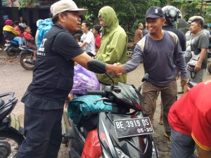 Tim Emergency Responce ACT Lampung Menuju Titik Terdampak Ombak Besar