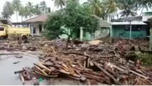 Update Dampak Tsunami Selat Sunda: 43 Meninggal Dunia, 584 Orang Luka-Luka dan 2 Orang Hilang