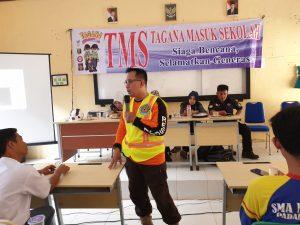 Siswa-Siswi Tiga Sekolah di Pesawaran Antusias Ikuti Program TMS