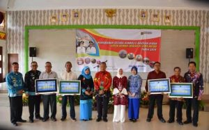 Ketua DPRD Kota Metro Apresiasi Penyaluran Bantuan 68 Rumah Ibadah