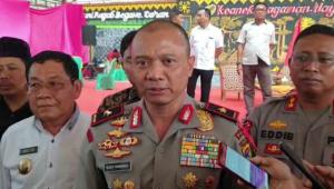 Wakapolda Lampung : Pemilu Hajat Seluruh Elemen Bangsa Indonesia