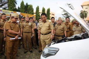 Cek Randis Pejabat, Gubernur Arinal Apresiasi Milik Kadinsos Lampung