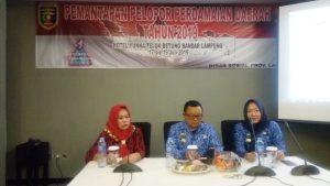 Cegah Konflik Sosial, Dinsos Lampung Mantapkan Tenaga Pelopor Perdamaian
