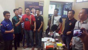 Permohonan Maaf Kapolres Tulangbawang Atas Insiden Anggota Polisi Dengan Wartawan Tubaba
