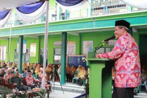 Bupati Loekman Hadiri Silaturahmi Syawal 1440 H dan Rakerda PD Muhammadiyah