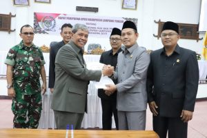 Bupati Loekman Ajak DPRD dan Masyarakat Dukung Program dan Bangun Daerah