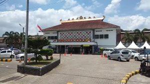 KAI Divre IV  Tanjungkarang Siapkan 10 Vaksinasi Bagi 10 Calon Penumpang KA Rajabasa dan Kuala Stabas
