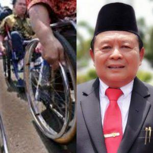 Kadis Sosial Lampung Sumarju Saeni: Selamat Hari Disabilitas Internasional 2019, Terus Semangat Berkarya
