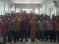 Anggota DPRD Lampung Nurhasanah Sosialisasi Perda