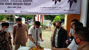 Milad PKS ke-22 di Kota Bandarlampung Diadakan Sederhana