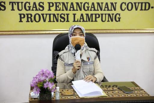 Wakil Gubernur (Wagub) Lampung Chusnunia Chalim