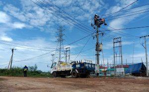 PT PLN (Persero) Berhasil Melistriki Bumi Dipasena Tulang Bawang