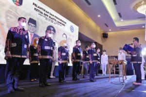 Lantik Pengurus IKAPTK Lampung, Gubernur Arinal Ajak Tingkatkan Loyalitas dan Jadi Teladan ASN yang Tangguh, Profesional