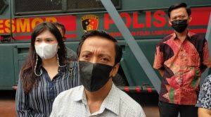 Soal Dugaan Ijazah Palsu, Infosos Pertanyakan Laporannya ke Polda Lampung
