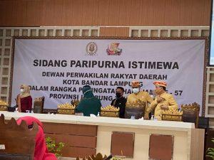 Pertamina Terima Penghargaan Dari Pemerintah Kota Pada Momen Hari Jadi Bandar Lampung ke-57