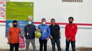Pertamina Gandeng Dinas Perdagangan Kabupaten Lampung Utara Pastikan Stok dan Distribusi LPG Subsidi 3 Kg Aman