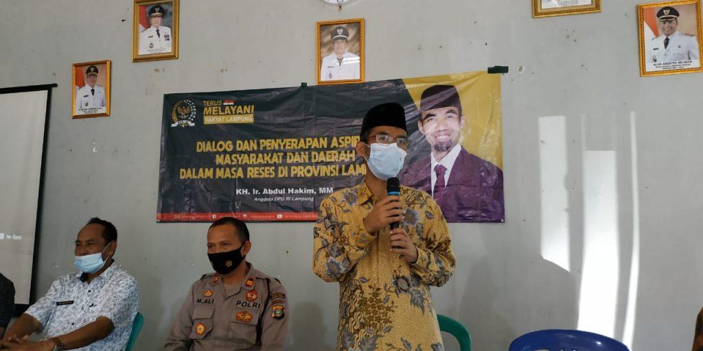 Menyangkut Hajat Hidup Orang Banyak, Abdul Hakim Minta Pemkot Bantu Kebutuhan Pokok di Masa PPKM