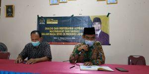 Abdul Hakim Minta Pemerintah Desa Labuhan Ratu Baru untuk Fokus Memberdayakan Masyarakat