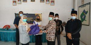 Abdul Hakim Pacu Semangat warga Desa Kota Raman menjadi Desa Mandiri