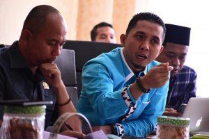 DPRD Minta Walikota Tegas Terhadap Pengusaha Yang Tidak Taat Aturan
