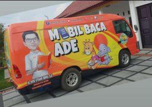 Ade Utami: Mobil Baca Ade Diharapkan Mampu Mendongkrak Literasi Lampung