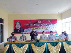 Anggota DPRD Lampung Aprilliati Sosialisasikan Pembinaan Ideologi Pancasila dan Wawasan Kebangsaan ke Mahasiswa