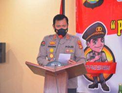 Nama-nama Pejabat Polda Lampung yang Dimutasi, Kapolres Lampung Tengah, Selatan, dan Timur Juga Diganti