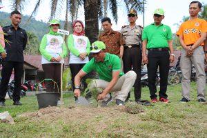 Kabupaten Konservasi: Lingkungan Alam Lestari, Masyarakat Lampung Barat Sejahtera