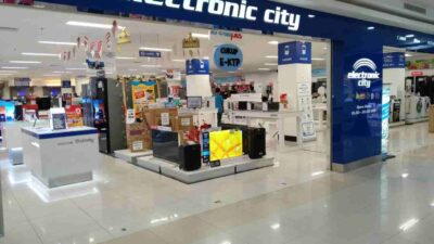 Lowongan Kerja Electronik City MBK Lampung