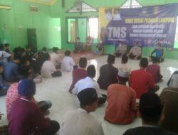 Dinsos Bersama Tagana Lampung Laksanakan TMS, Kesiapsiagaan Terhadap Potensi Ancaman dan Kemungkinan Terjadinya Bencana