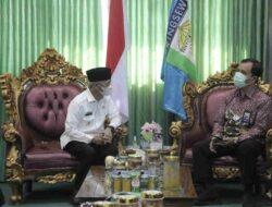 Tim Audit BLT-DD BPKP Lampung Kunjungi Pringsewu