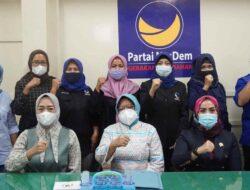 Anggota DPRD Provinsi Lampung Fraksi NasDem Gelar Diskusi Soal Kekerasan Seksual
