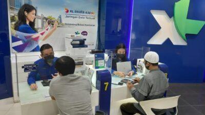 XL dan Bank BCA Jalin Kerjasama, Permudah Pelqnggan Beli Paket Data