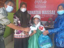 Coca-Cola Europacific Partners Indonesia 5 Hari Gelar Sunatan Massal