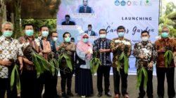 Unila Launching Campus Garden, Konservasi Anggrek Spesies Alam Dalam Lingkungan Kampus