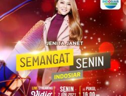 Semangat Senin Indosiar, Janeta Janet Sebut Bukan Hanya Berbekal Suara Bagus, Ini Tipsnya Menjadi Seorang Bintang
