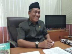 Wakil Ketua I DPRD Kota Metro sebelumnya Anna Morinda, kini Digantikan Basuki