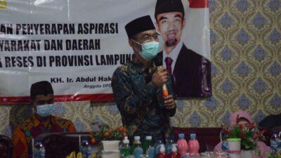 Ini Tips Abdul Hakim Hindari Peluang Terpapar Covid-19