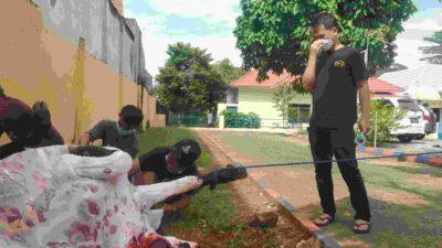 Humas Perum Bulog Kanwil Lampung Ido Noviansyah: Alhamdulillah Kami Bisa Kurban 2 Ekor Sapi dan 2 Ekor Kambing