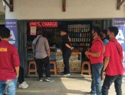 Terapkan Protokol Kesehatan, Indosat Lampung Lakukan Kunjungan ke Outlet di Pelosok