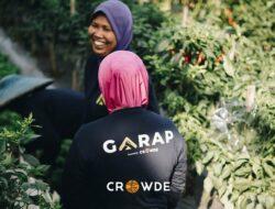 CROWDE Bersama UNCDF Maju Entaskan Kemiskinan di Masa Pandemi