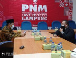 Anggota DPD RI Abdul Hakim Apresiasi PT PNM Lampung Banyak Bantu Permodalan Pelaku UMKM