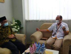 Abdul Hakim Dorong BSI Masuk Desa, Masjid Bisa Jadi Agen Laku Pandai, Kunker Tetap Jaga Protokol Kesehatan