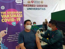 AXIS Dukung Vaksinasi Mahasiswa dan Pelajar
