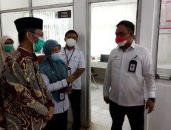 Kunjungi BBPOM Lampung, Abdul Hakim Sampaikan Keluhan UMKM Soal Perizinan