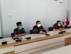 Abdul Hakim Kunjungi Dinkes Kota Bandar Lampung, Tanya Kebijakan Perizinan Usaha UMKM yang menjadi Kewenangannya