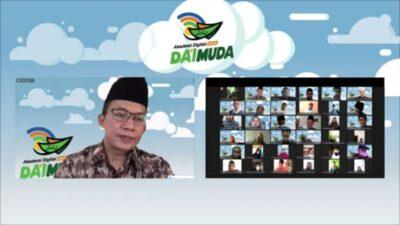 150 Da'i Muda Dibekali Strategi Dakwah Islam Cinta Di Media Digital