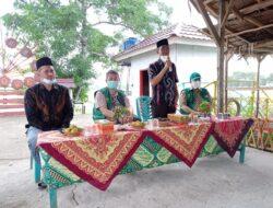 Tetap Jaga Prokes, Abdul Hakim Resmikan Kelas Kampus Desa Emas di Desa Purworejo Pesawaran