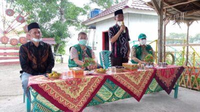 Abdul Hakim Resmikan Kelas Kampus Desa Emas di Desa Purworejo Pesawaran